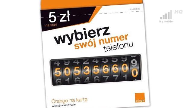 orange na karte Archiwa: orange promocje na kartę